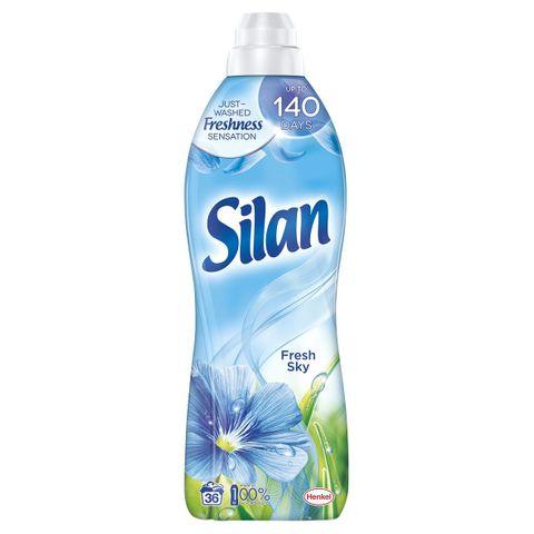 Silan Fresh Sky Концентриран омекотител за тъкани x900 мл