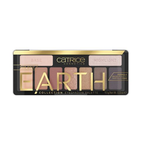 Catrice Collection Сенки за очи палитра, Epic Earth 010