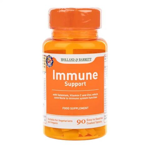 Holland and Barrett Имун Съпорт (имунна формула) х90 таблетки