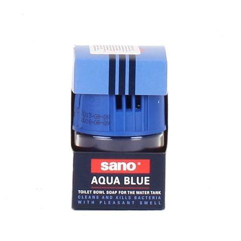 Sano Aqua Blue Синя вода за тоалетна x100 грама
