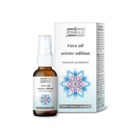 Eterika Зимно масло за подхранване на кожата на лицето x30 мл