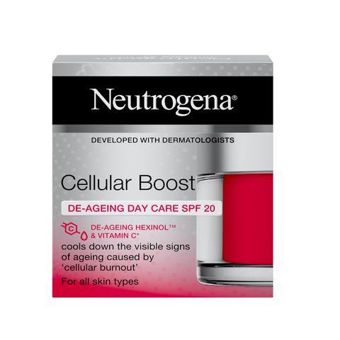 Neutrogena Cellular Boost Регенериращ дневен крем за лице с SPF20 x50 мл
