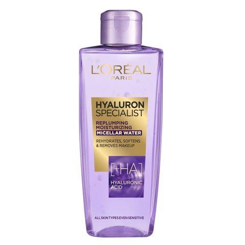 Loreal Hyaluron Specialist Мицеларна вода за лице с хиалуронова киселина x200 мл