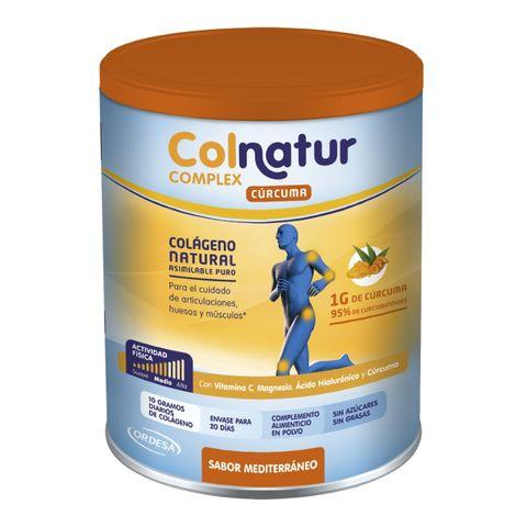 Colnatur Complex Естествен колаген и куркума за стави, кости и мускули х250 грама