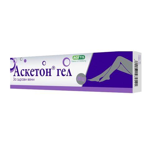 Аскетон гел х50 грама Agetis