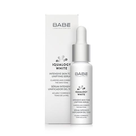 Babe Iqualogy White Интензивен изравняващ тена серум за лице x30 мл