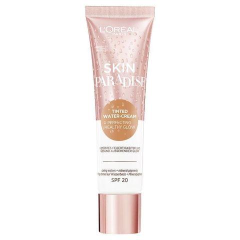 L'Oreal Skin Paradise Тонитран хидратиращ крем за лице x30 мл, 03 Medium
