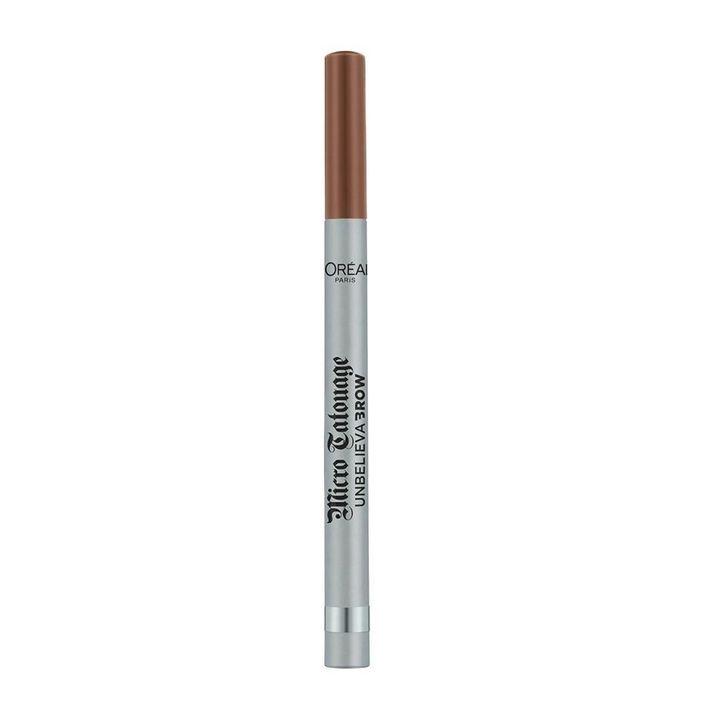 L'Oreal Micro Tatouage Unbelieva Brow Дълготраен молив за вежди, 105 Brunette