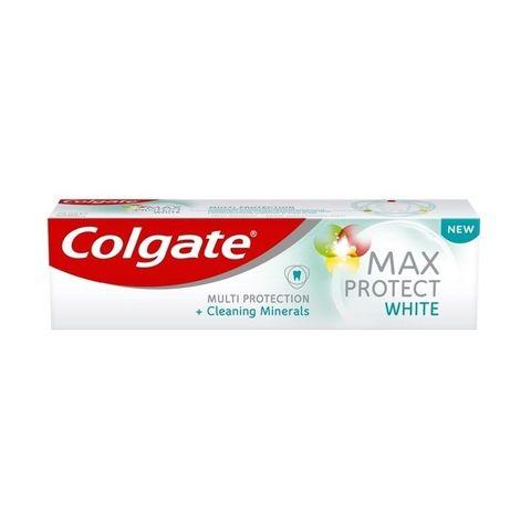 Colgate Max Protect White Паста за цялостна защита и избелване на зъбите x75 мл