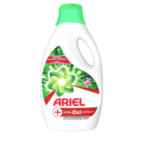 Ariel +Ultra Oxi Effect Течен перилен препарат x1.980 л