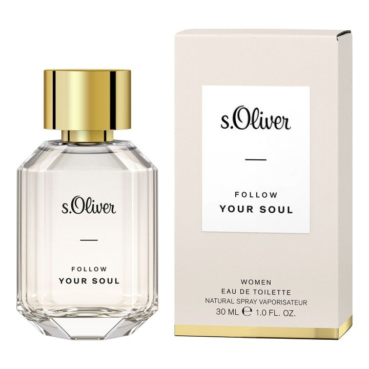 s.Oliver Follow Your Soul Тоалетна вода за жени x30 мл