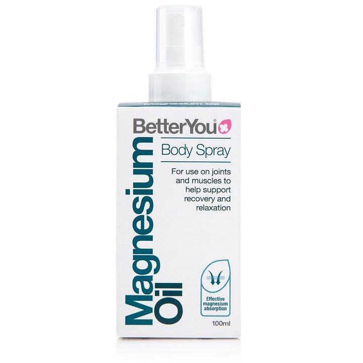 BetterYou Magnesium Oil Магнезиево олио за тяло Оригинал спрей х100 мл