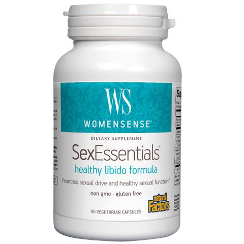 Sex Essentials За повишаване на сексуалното желание х90 капсули WomenSense