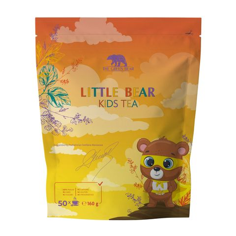 Little Bear Чай за деца x160 грама