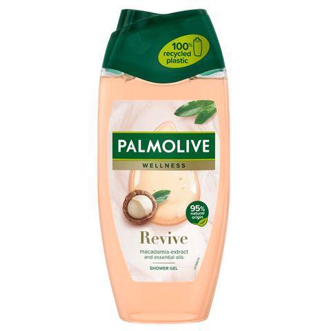 Palmolive Wellness Revive Душ гел за тяло с екстракт от макадамия и етерични масла x250 мл