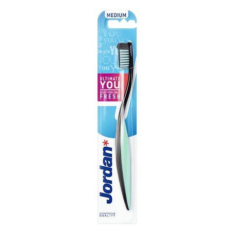 Jordan Ultimate You Четка за зъби x1 брой, Medium