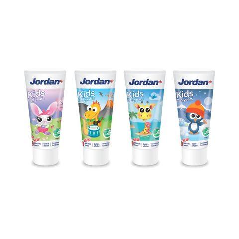 Jordan Паста за зъби за деца от 0 до 5 години x50 мл