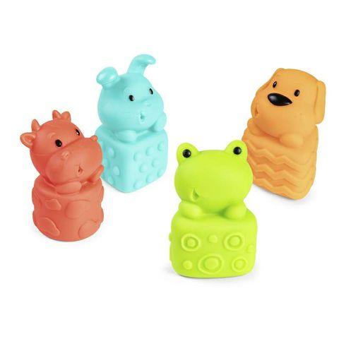 Canpol Babies Играчки за баня Animals за деца над 12 месеца