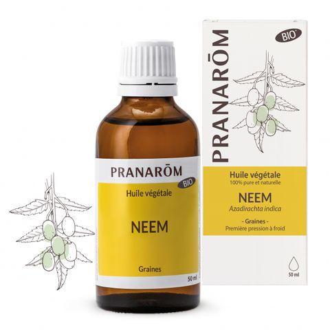 Pranarom Растително масло от нийм Био х50 мл