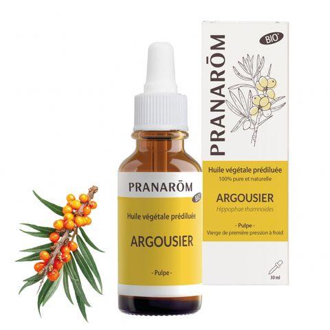 Pranarom Растително масло от облепиха Био х30 мл
