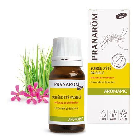 Pranarom Aromapic Комбинация за дифузор против насекоми Био х10 мл