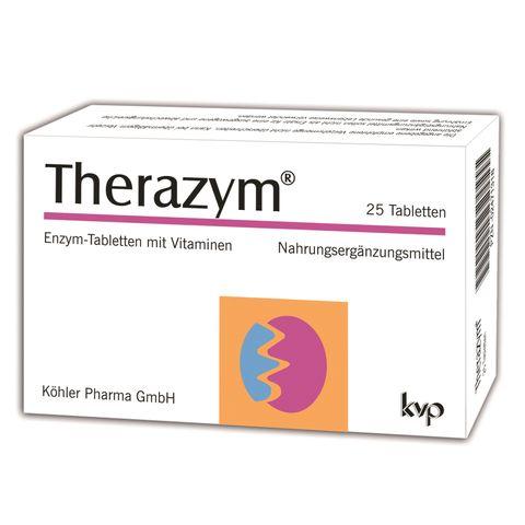 Теразим х25 таблетки Koehler Pharma