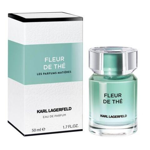 Karl Lagerfeld Fleur De The Парфюмна вода за жени x50 мл