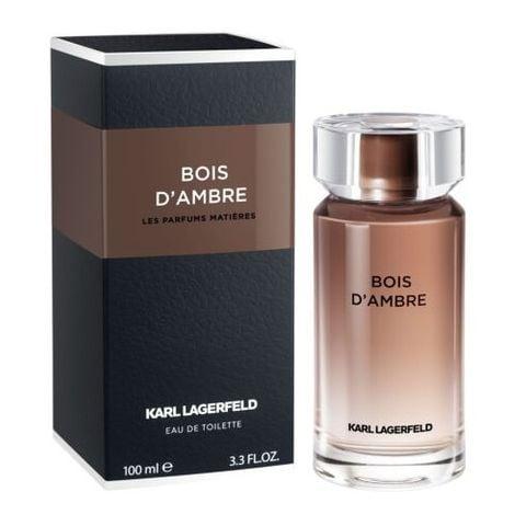 Karl Lagerfeld Bois D`amblre Тоалетна вода за мъже x100 мл