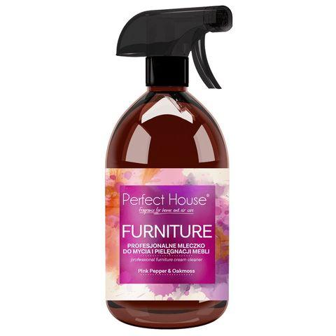 Barwa Perfect House Furniture Професионален почистващ препарат за мебели с парфюм x450 мл