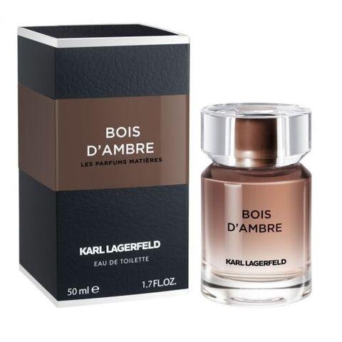 Karl Lagerfeld Bois D`amber Тоалетна вода за мъже x50 мл