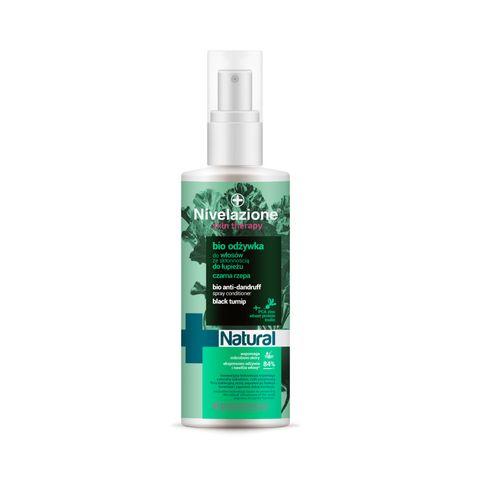 Farmona Nivelazione Skin Therapy Био спрей-балсам за коса с черна ряпа против пърхот x200 мл