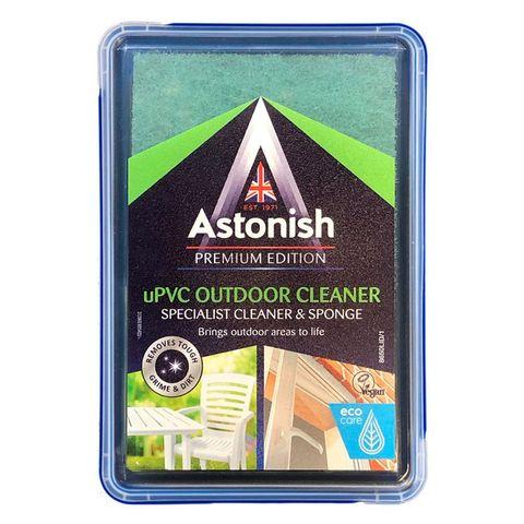 Astonish Паста за почистване на PVC x250 грама + гъба