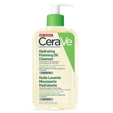 Cerave Хидратиращо измиващо олио за нормална към много суха кожа, склонна към атопия x236 мл