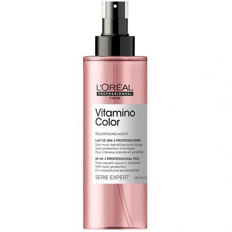 Loreal Professionnel Serie Expert Vitamino Color Многофункционален спрей 10 в 1 за боядисана коса x190 мл