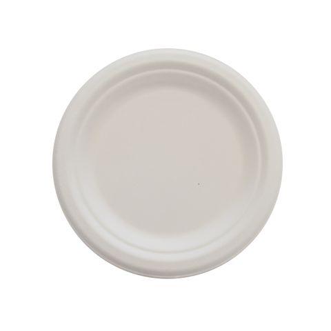 Plastic Eco4home Еко чинии пулп Ф175мм x25 броя