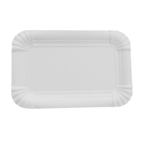 Plastic Eco4home Еко чинии картонени 130/200 мм x10 броя