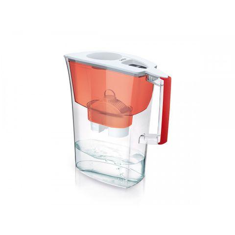 Prime Line Nature Кана за филтриране на вода Червена x3 литра Laica