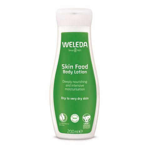 Weleda Skin Food Интензивно подхранващ и хидратиращ лосион за тяло x200 мл