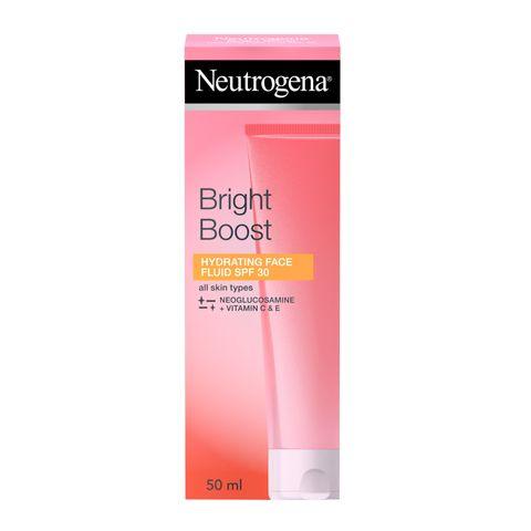 Neutrogena Bright Boost Озаряващ ултра лек флуид SPF30 x50 мл