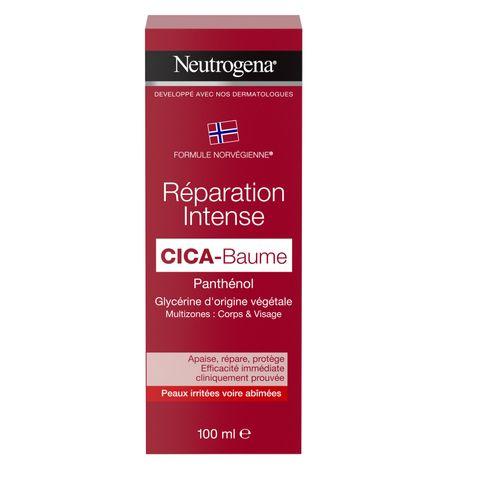 Neutrogena Intense Repair Cica Многофункционален балсам за интензивно възстановяване за суха кожа x100 мл